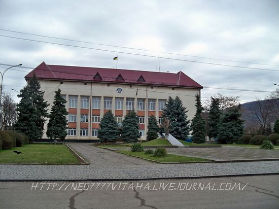 Vynohradiv town, Zakarpattia region, Ukraine, photo 20