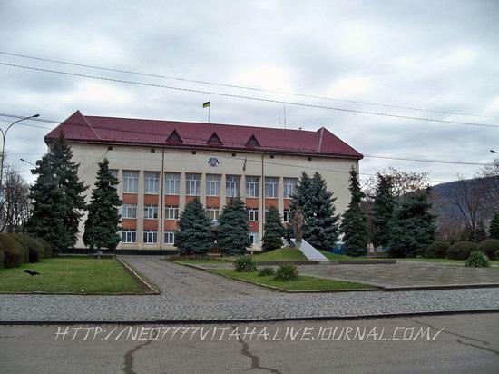 Vynohradiv town, Zakarpattia region, Ukraine, photo 20
