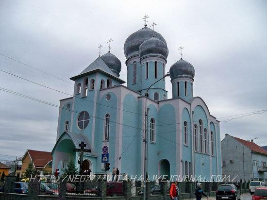Vynohradiv town, Zakarpattia region, Ukraine, photo 24