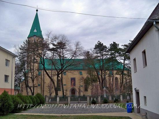 Vynohradiv town, Zakarpattia region, Ukraine, photo 5