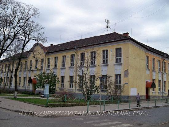 Vynohradiv town, Zakarpattia region, Ukraine, photo 9