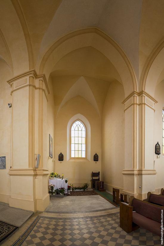 Catholic Church in Stoyaniv, Lviv region, Ukraine, photo 6