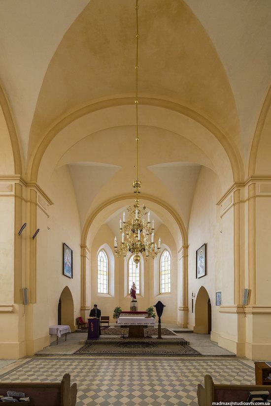 Catholic Church in Stoyaniv, Lviv region, Ukraine, photo 8