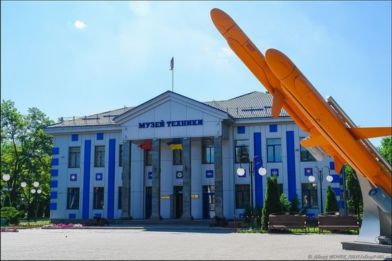 Museum of Engineering in Zaporozhye, Ukraine, photo 1