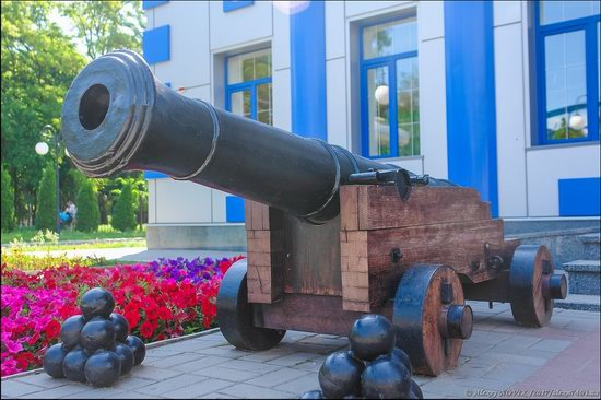 Museum of Engineering in Zaporozhye, Ukraine, photo 2
