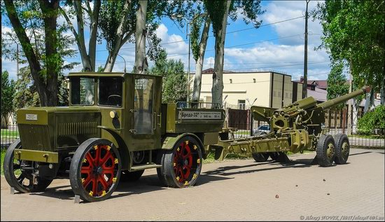 Museum of Engineering in Zaporozhye, Ukraine, photo 27