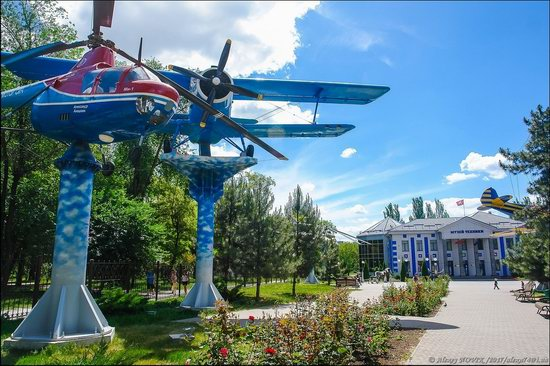 Museum of Engineering in Zaporozhye, Ukraine, photo 28