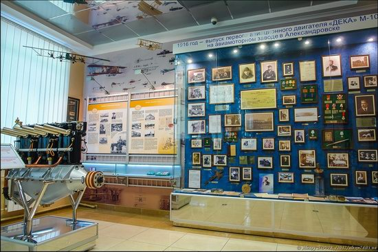 Museum of Engineering in Zaporozhye, Ukraine, photo 3