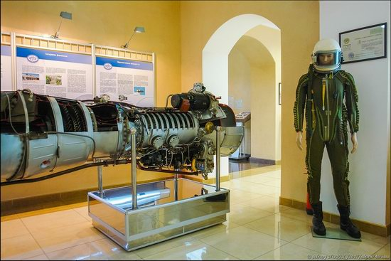 Museum of Engineering in Zaporozhye, Ukraine, photo 9
