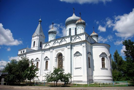 Lebedyn town, Sumy region, Ukraine, photo 1
