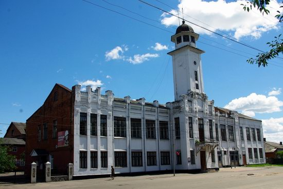 Lebedyn town, Sumy region, Ukraine, photo 15