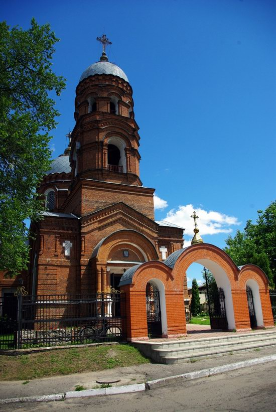 Lebedyn town, Sumy region, Ukraine, photo 17