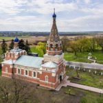 Church of St. Demetrius in Zhuravnyky