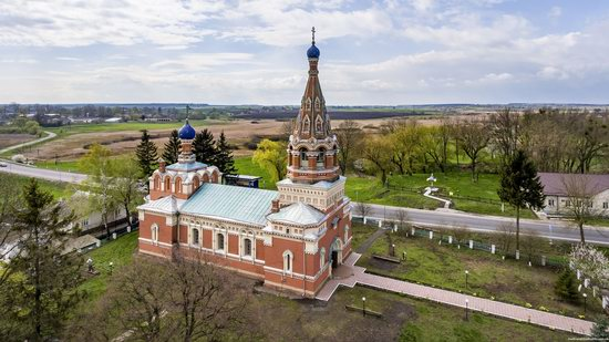 St. Demetrius Church in Zhuravnyky, Volyn region, Ukraine, photo 1