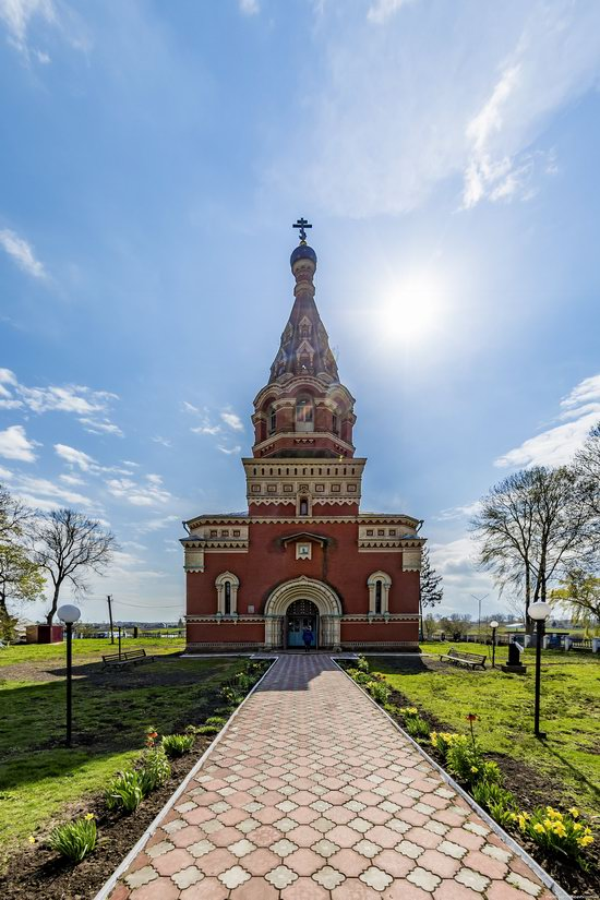 St. Demetrius Church in Zhuravnyky, Volyn region, Ukraine, photo 10