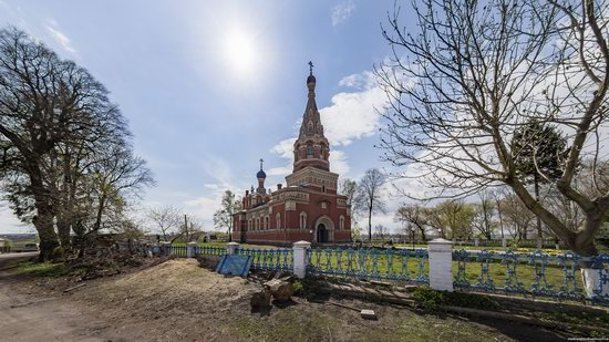 St. Demetrius Church in Zhuravnyky, Volyn region, Ukraine, photo 11