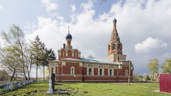 St. Demetrius Church in Zhuravnyky, Volyn region, Ukraine, photo 12
