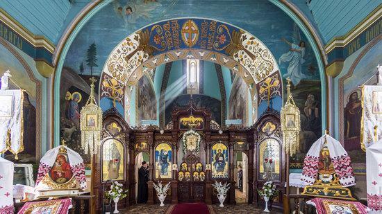 St. Demetrius Church in Zhuravnyky, Volyn region, Ukraine, photo 14