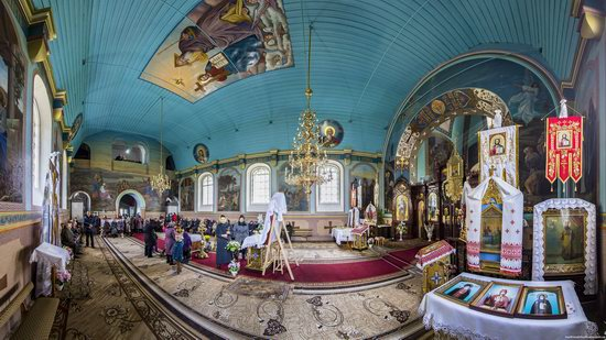 St. Demetrius Church in Zhuravnyky, Volyn region, Ukraine, photo 16