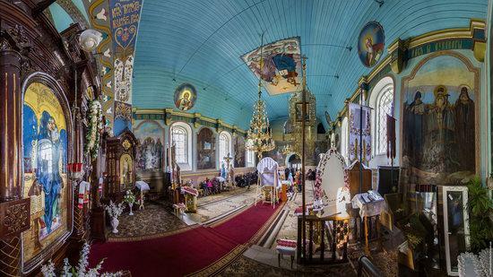St. Demetrius Church in Zhuravnyky, Volyn region, Ukraine, photo 18