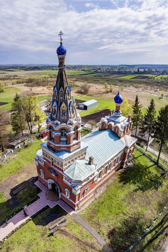 St. Demetrius Church in Zhuravnyky, Volyn region, Ukraine, photo 19