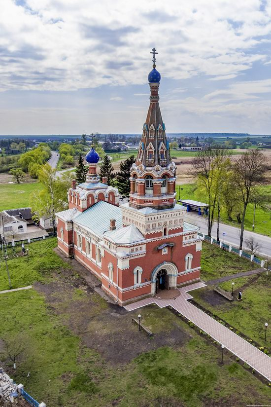St. Demetrius Church in Zhuravnyky, Volyn region, Ukraine, photo 2