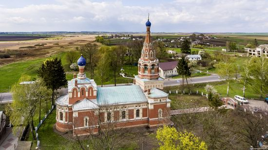 St. Demetrius Church in Zhuravnyky, Volyn region, Ukraine, photo 3
