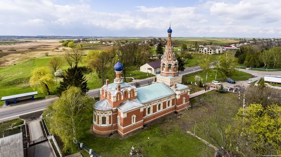 St. Demetrius Church in Zhuravnyky, Volyn region, Ukraine, photo 4