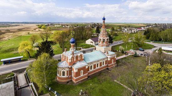 St. Demetrius Church in Zhuravnyky, Volyn region, Ukraine, photo 4