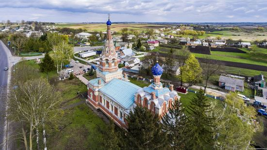 St. Demetrius Church in Zhuravnyky, Volyn region, Ukraine, photo 5