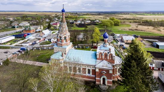 St. Demetrius Church in Zhuravnyky, Volyn region, Ukraine, photo 6
