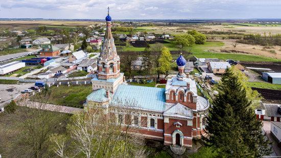 St. Demetrius Church in Zhuravnyky, Volyn region, Ukraine, photo 6