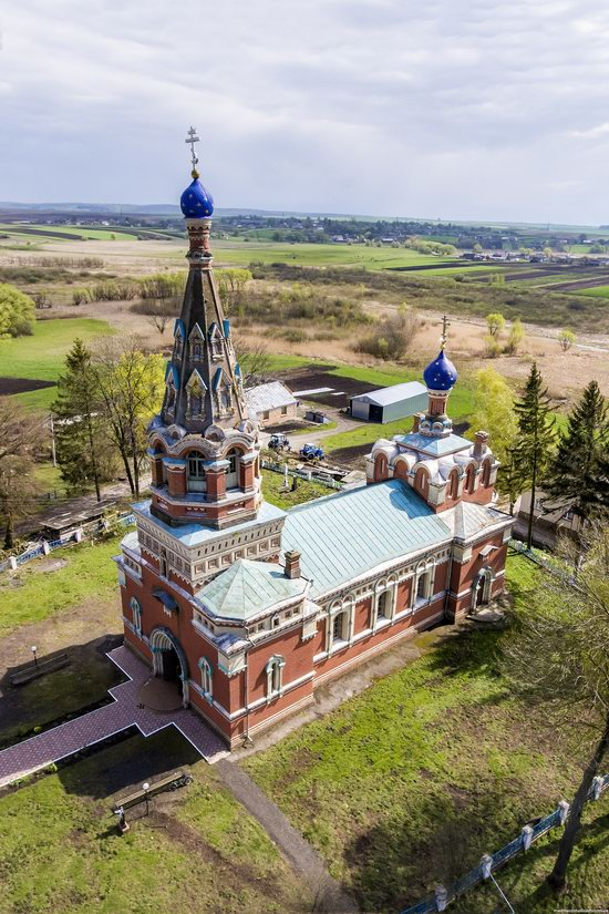 St. Demetrius Church in Zhuravnyky, Volyn region, Ukraine, photo 7