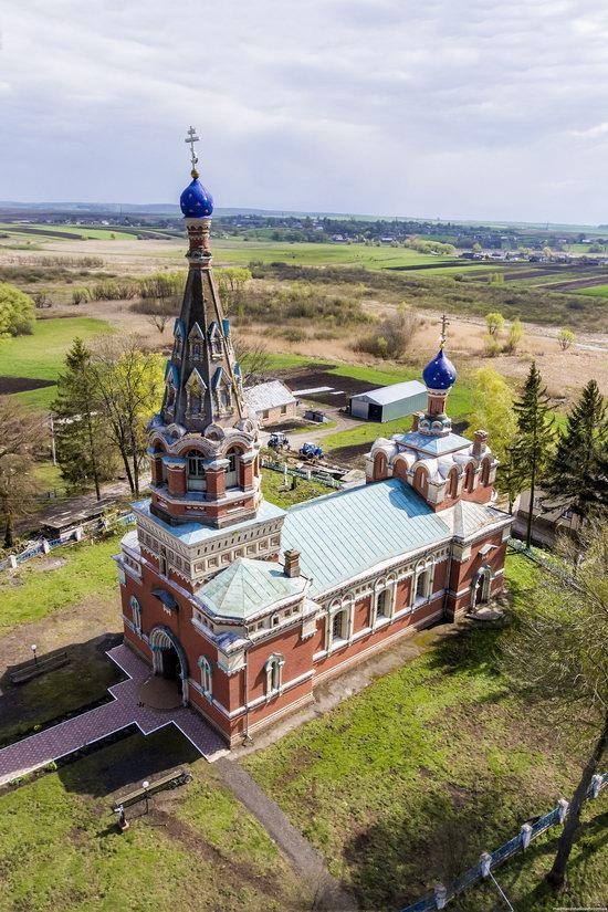 St. Demetrius Church in Zhuravnyky, Volyn region, Ukraine, photo 7