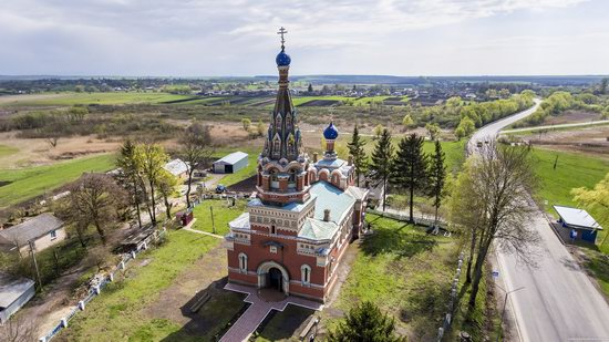 St. Demetrius Church in Zhuravnyky, Volyn region, Ukraine, photo 8
