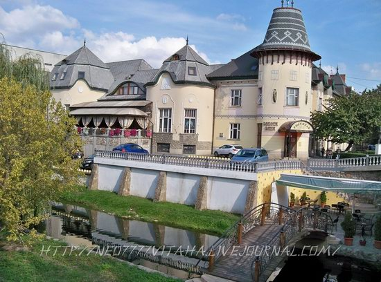 Berehove - the center of Hungarian culture in the Zakarpattia region, Ukraine, photo 1