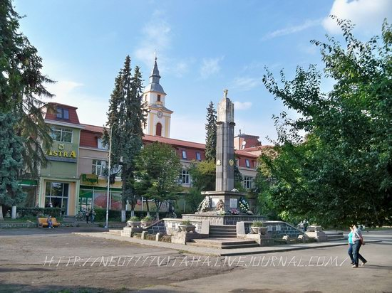 Berehove - the center of Hungarian culture in the Zakarpattia region, Ukraine, photo 17