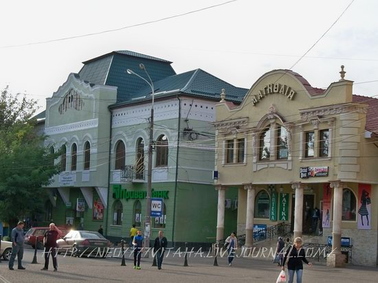 Berehove - the center of Hungarian culture in the Zakarpattia region, Ukraine, photo 21