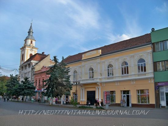 Berehove - the center of Hungarian culture in the Zakarpattia region, Ukraine, photo 22