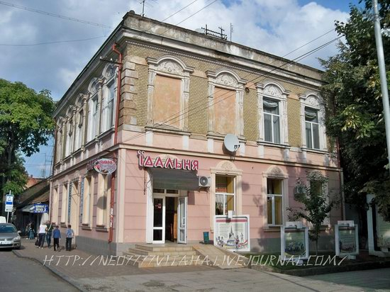 Berehove - the center of Hungarian culture in the Zakarpattia region, Ukraine, photo 8