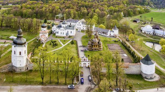 Greek Catholic Monastery in Krekhiv, Lviv region, Ukraine, photo 1