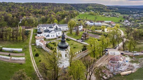 Greek Catholic Monastery in Krekhiv, Lviv region, Ukraine, photo 11