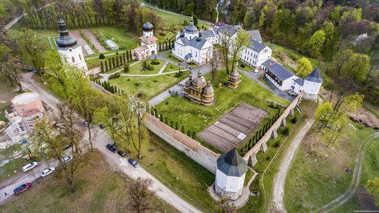 Greek Catholic Monastery in Krekhiv, Lviv region, Ukraine, photo 2