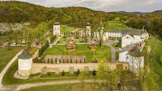 Greek Catholic Monastery in Krekhiv, Lviv region, Ukraine, photo 4