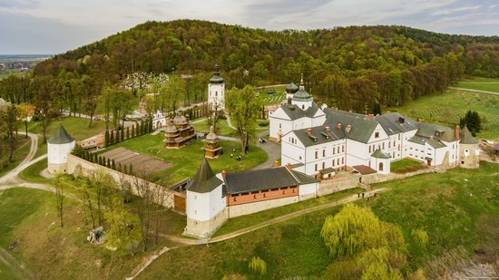 Greek Catholic Monastery in Krekhiv, Lviv region, Ukraine, photo 5