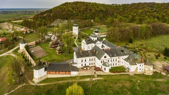 Greek Catholic Monastery in Krekhiv, Lviv region, Ukraine, photo 6