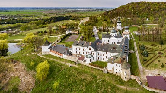 Greek Catholic Monastery in Krekhiv, Lviv region, Ukraine, photo 7