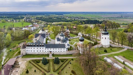 Greek Catholic Monastery in Krekhiv, Lviv region, Ukraine, photo 9