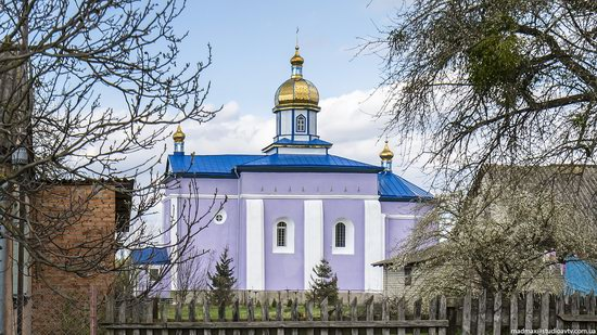 Holy Trinity Church in Trostyanets, Volyn region, Ukraine, photo 1