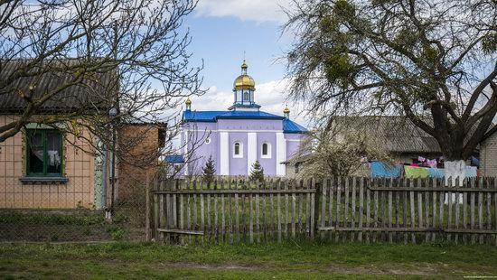 Holy Trinity Church in Trostyanets, Volyn region, Ukraine, photo 2